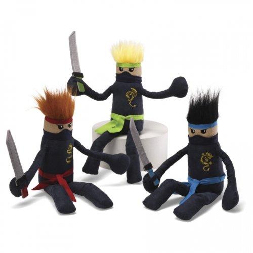 Gund Ninja Kapow Dragons Stuffed Plush Toy Unit Random Selection