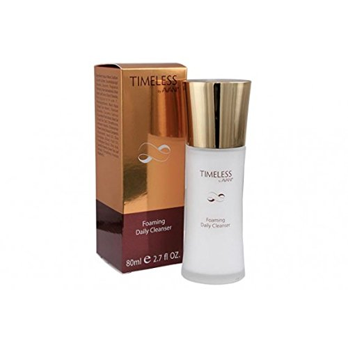 Vitamin E Oil Facial Cleanser - Foaming Daily Cleanser from Timeless by AVANI, 1.7 fl oz