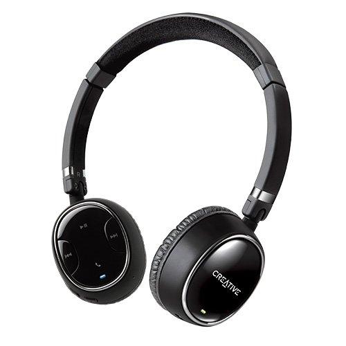 Creative Wireless Bluetooth Headphones Invisible