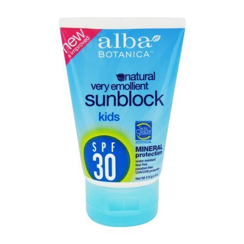SPF 30, 4 oz ( Multi-Pack) by ALBA BOTANICA ()