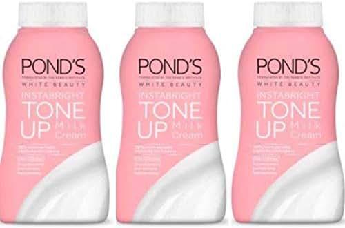 POND White Beauty Instabright Tone Up Milk Powder 40 g. (3 pcs)