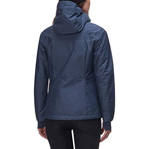 Columbia Women's Alpine Action Omni-Heat Jacket, Nocturnal, Medium