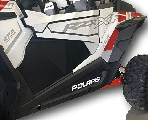 2019-2020 Polaris RZR XP 1000 Turbo S Lower Door Insert Panels RZR Turbo