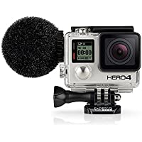 Sennheiser MKE 2 Elements Microphone for GoPro HERO4 Action Cameras (Black)