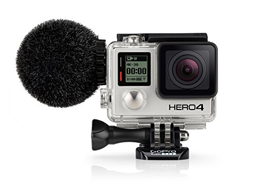 Sennheiser MKE 2 elements - Action Mic for the GoPro HERO4 Microphone Element