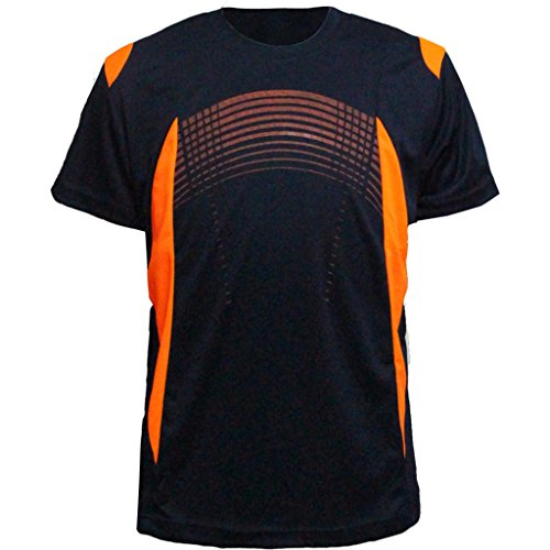 50+ UV (Sun) Protection Performance Color Block Short Sleeve Athletic Sports Lightweight T-shirts for - Uv Com
