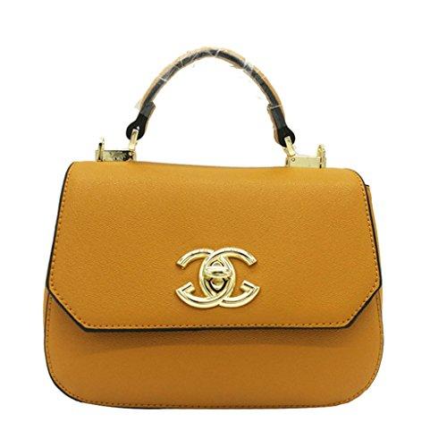 Bolso de Mujer Bolso Cruzado Bolso de Moda Bolso Pequeño con Forma de Hombro (Color : #2) #4