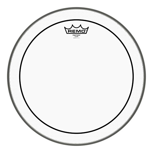 - Remo Pinstripe Clear Drumhead, 14