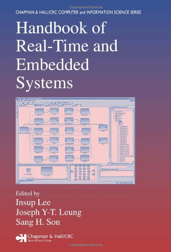 Handbook Of Real-Time And Embedded Systems (Chapman & Hall/CRC Computer And Information Science Series)