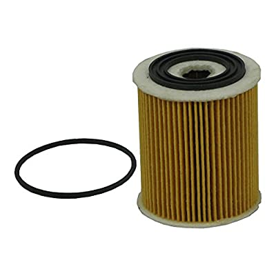 ECOGARD X5465 Premium Cartridge Engine Oil Filter for Conventional Oil Fits Mini Cooper 1.6L 2002-2008: Automotive