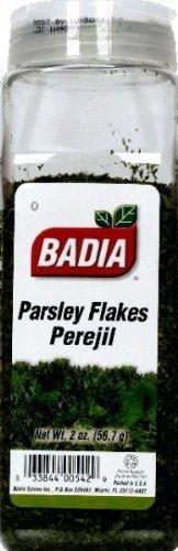 BADIA PARSLEY FLAKES, 2 OZ, PK- 6