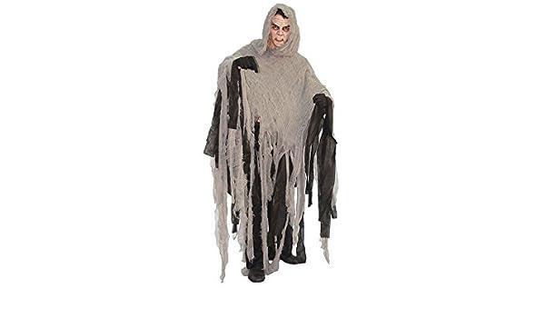GUIRMA - Disfraz de la muerte para hombre (80171): Amazon.es ...