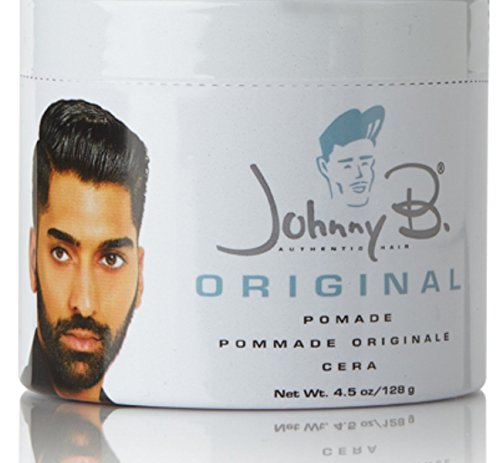 Johnny B- Original Pomade-Brilliant Shine - 4.5oz