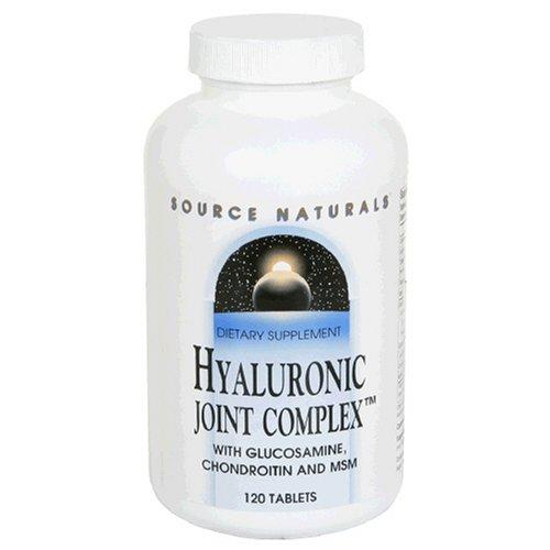 Source Naturals Hyaluronic Joint Complex, 120 Comprimés