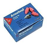Paper Mate® Arrowhead® Eraser Caps ERASER,PENCIL CAP,RED (Pack of15)