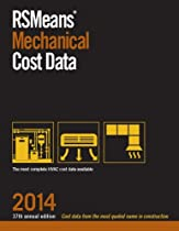 RSMeans Mechanical Cost Data 2014