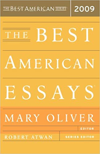 Amazon com: Best American Essays 2009 Pa (The Best American Series