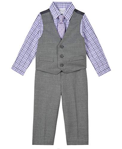 Van Heusen Baby Boys 4-Piece Formal Dress Up Vest