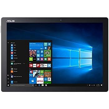 "Asus T304UA-XS74T 12.6"" Core i7-7500U 2.7GHz 16 GB LPDDR3/ 512GB SSD/Windows 10 Professional Transform Book Laptop"