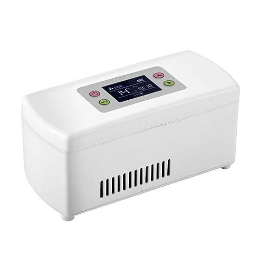 Refrigerador De Insulina PortáTil/Congelador MéDico De 2-8 ...