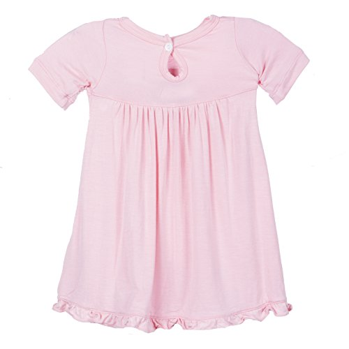 - KicKee Pants Swing Dress, Lotus, 3-6 Months