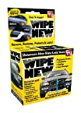 Automotive : Wipe New Trim Restorer