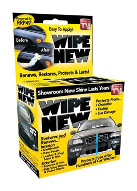 Price comparison product image Wipe New Trim Restorer