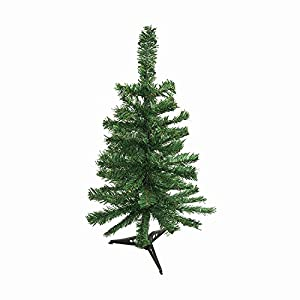 24 Inch Norway Pine Tree - 2 Foot High Tabletop Christmas Pine Tree 26