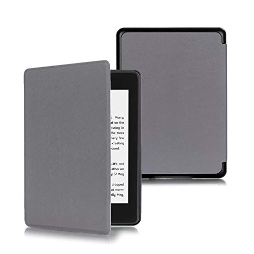 New Kindle Paperwhite 4 Case, Leather Cover (10th Generation-2018) ()