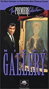 Night Gallery (The Premiere Collection) - Three Episodes [VHS]
