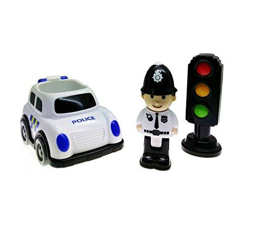 Policeman Vehicle Set