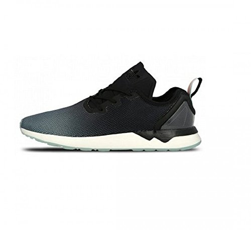 adidas Originals Herren Sneaker ZX Flux Racer Asym Sneakers Black/Blue