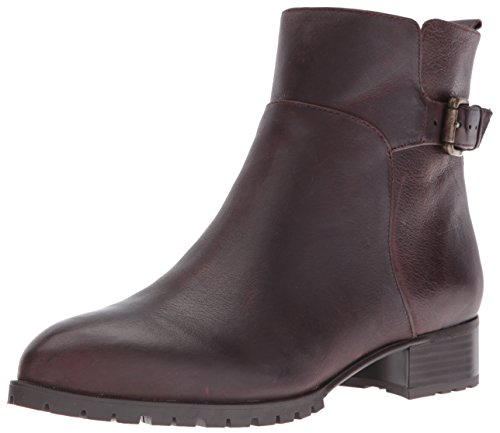 Nine Brown Ankle Lenore Bootie Women's West ZrgZC