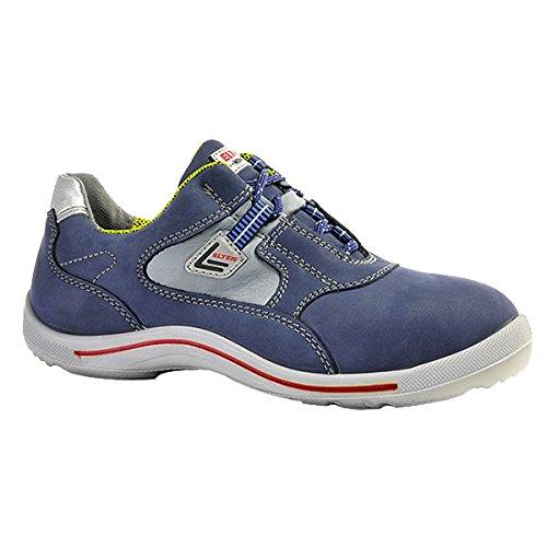 Elten 2062417 - Bajo zapatos de seguridad tamaño 42 nelli esd s3