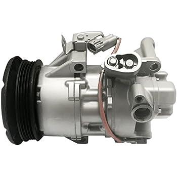 RYC Remanufactured AC Compressor and A/C Clutch IG376