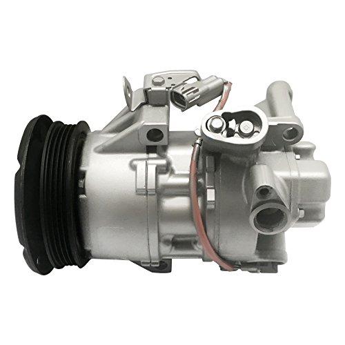 RYC Remanufactured AC Compressor and A/C Clutch IG376 (2006 Scion Xb Ac Compressor)