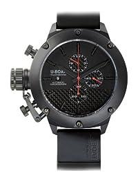 U-Boat Herren-Armbanduhr Automatik Gummi 6549