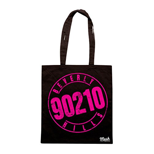 Borsa BEVERLY HILLS ANNI 90 - Nera - FILM by Mush Dress Your Style