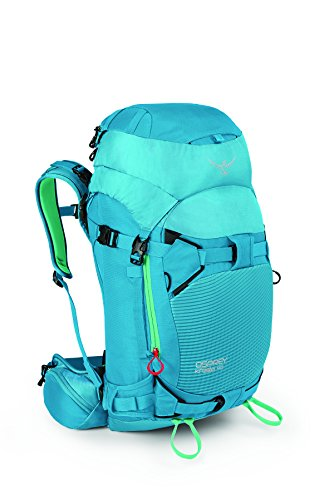 (Osprey Packs Women's Kresta 40 Ski Pack, Powder Blue, Small/Medium)