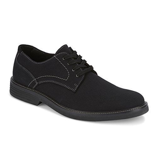 - Dockers Mens Parkway 360 Casual Oxford Shoe with Smart 360 Flex and NeverWet, Black, 11 M