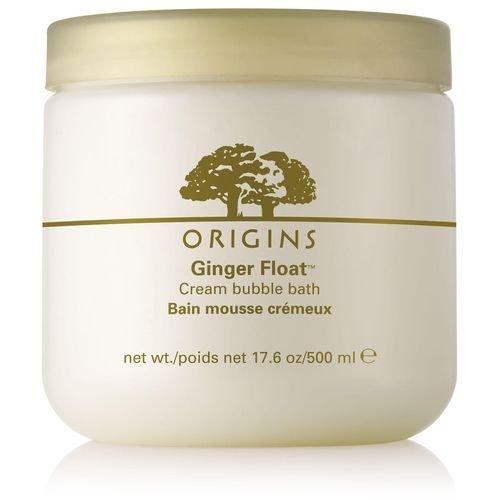 Origins Ginger Float Cream Bubble Bath 17.6 Ounce 500ml Bath Cream