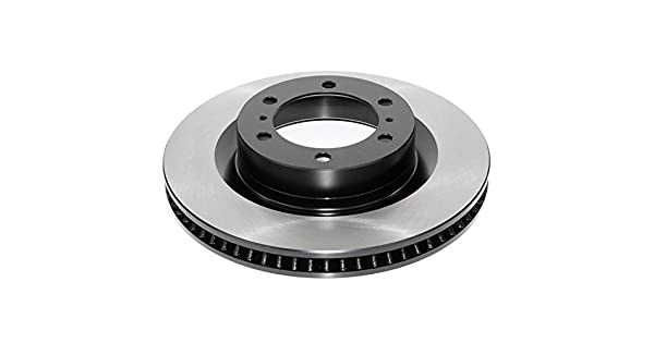 DuraGo BR900910 Front Vented Disc Brake Rotor