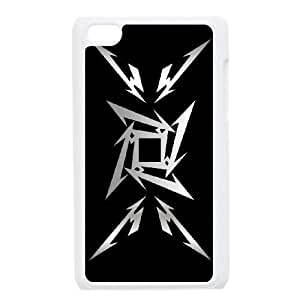 Metallica iPod Touch 4 Case White L4029611