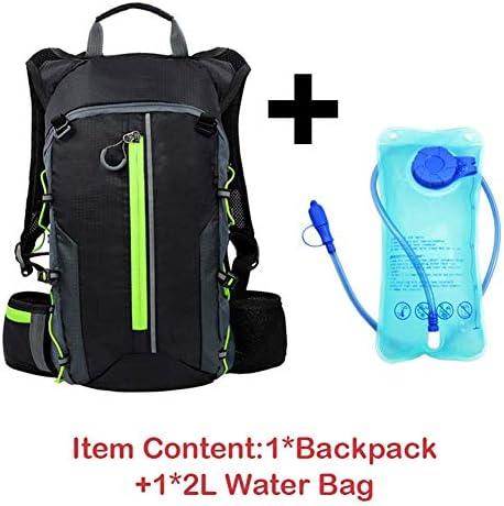 BAJIMI アウトドアハイキングキャンプ旅行60L大容量の戦術的なバッグユニセックススポーツナイロンパックのための防水バックパック