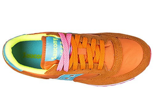 Jazz Ginnastica Scarpe Basse Donna SauconySaucony Orange Blue Original Orange da T7wTdR