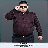 WYTX Camisa de Manga Larga para Hombre, Talla Grande, 2 x L-8 x L, XXX-Large: Amazon.es: Deportes y aire libre