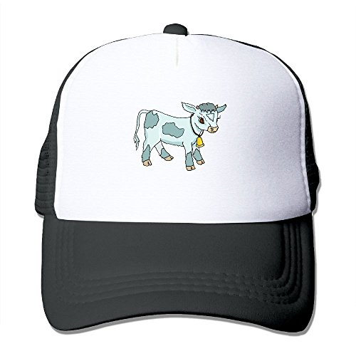 LRIEWH Cartoon Blue Dairy Cow Baseball Cap Outdoor for sale  Delivered anywhere in USA