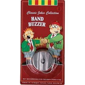 Sorpresa vibrante (Hand Buzzer) Magie 5038728035085