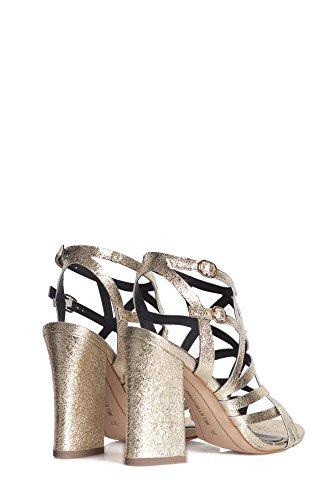 EMANUELLE VEE Sandals - 310326 - Gold Oro ucLiK1E