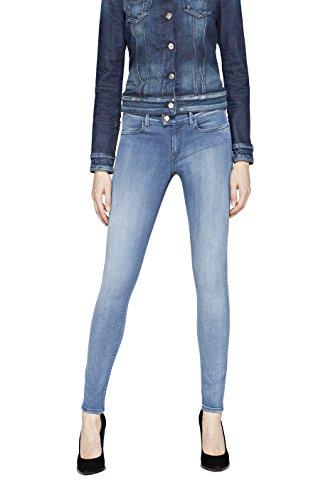 REPLAY Touch, Jeans para Mujer Azul (Medium Light Blue)